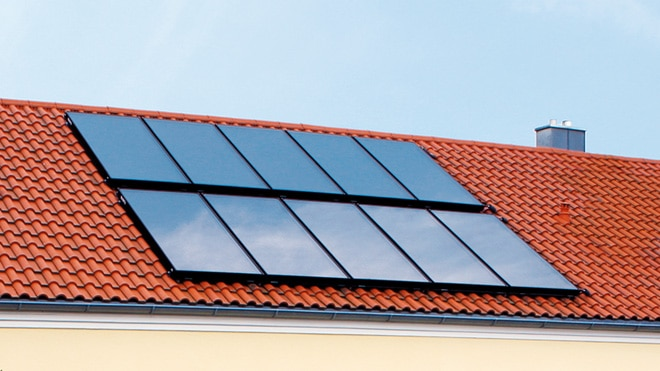Risultati immagini per solare termico viessmann