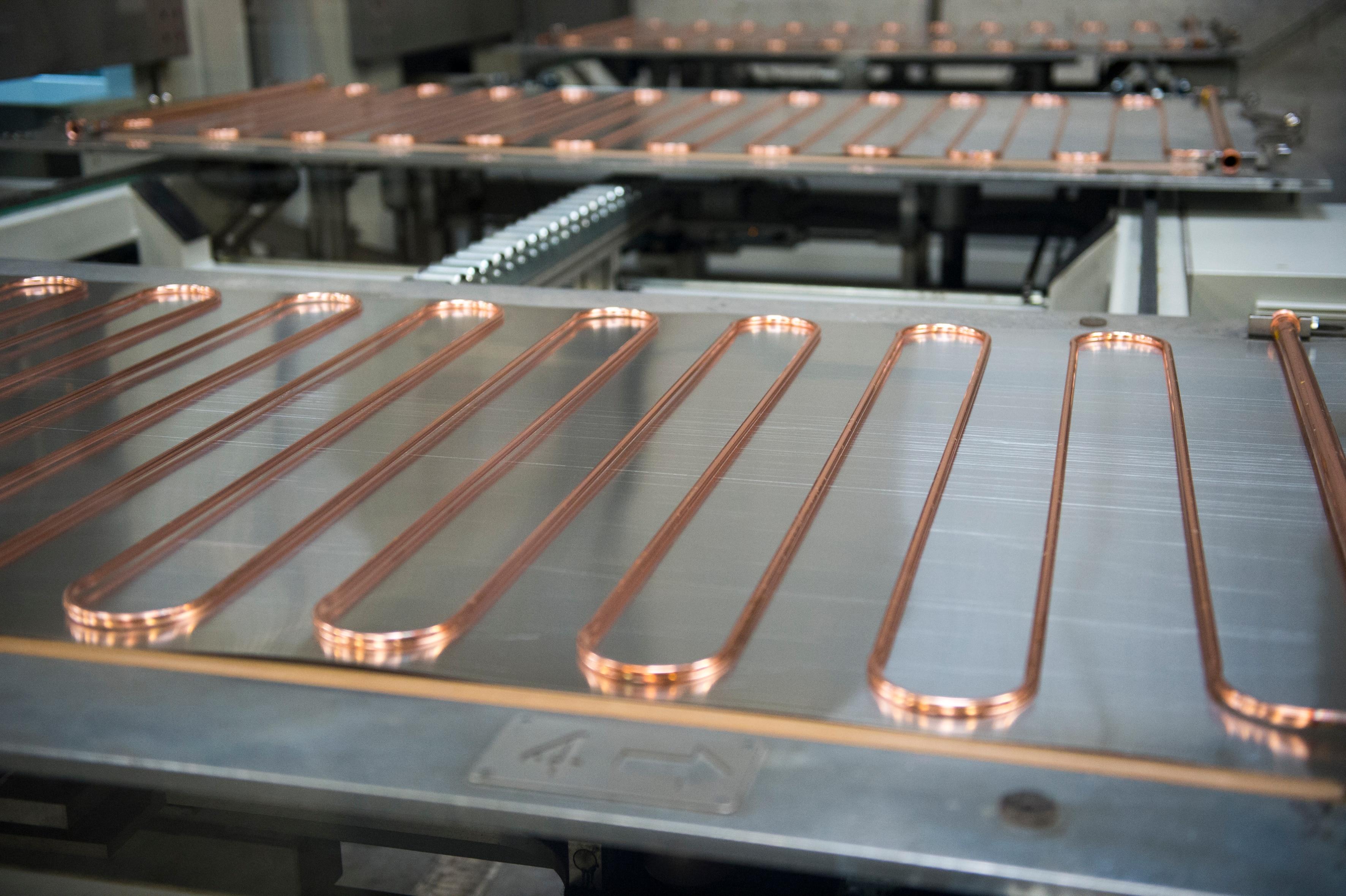 Pannello Solare Termico Viessmann : Dove nascono i pannelli solari termici viessmann