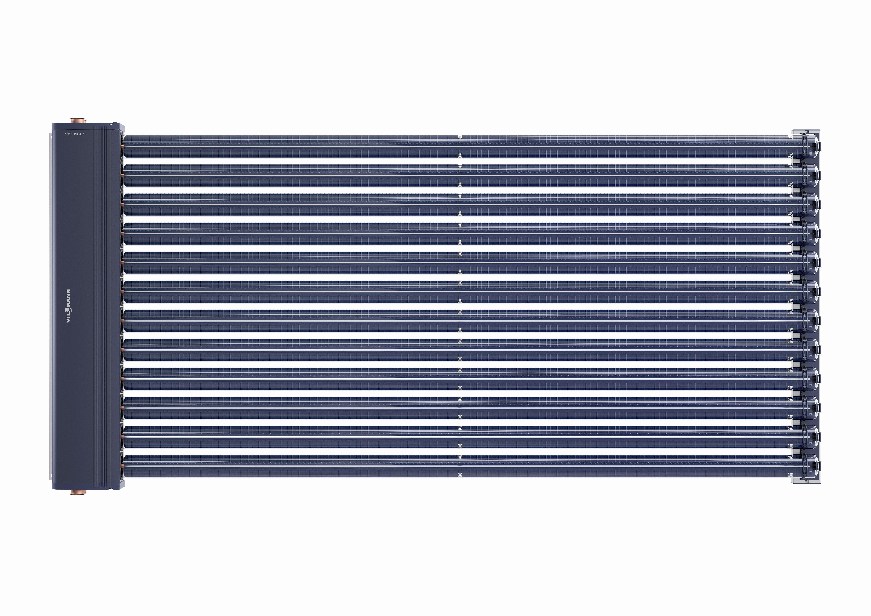 Pannelli Solari Termici Da Balcone pannelli solari termici sottovuoto vitosol di viessmann
